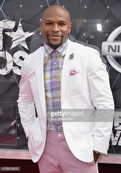 attends the 2015 BET Awards at the Microsoft Theater on June 28, 2015 in Los Angeles, California.
